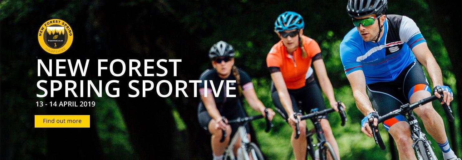 Freewheel Sportive - 13-14 April 2019