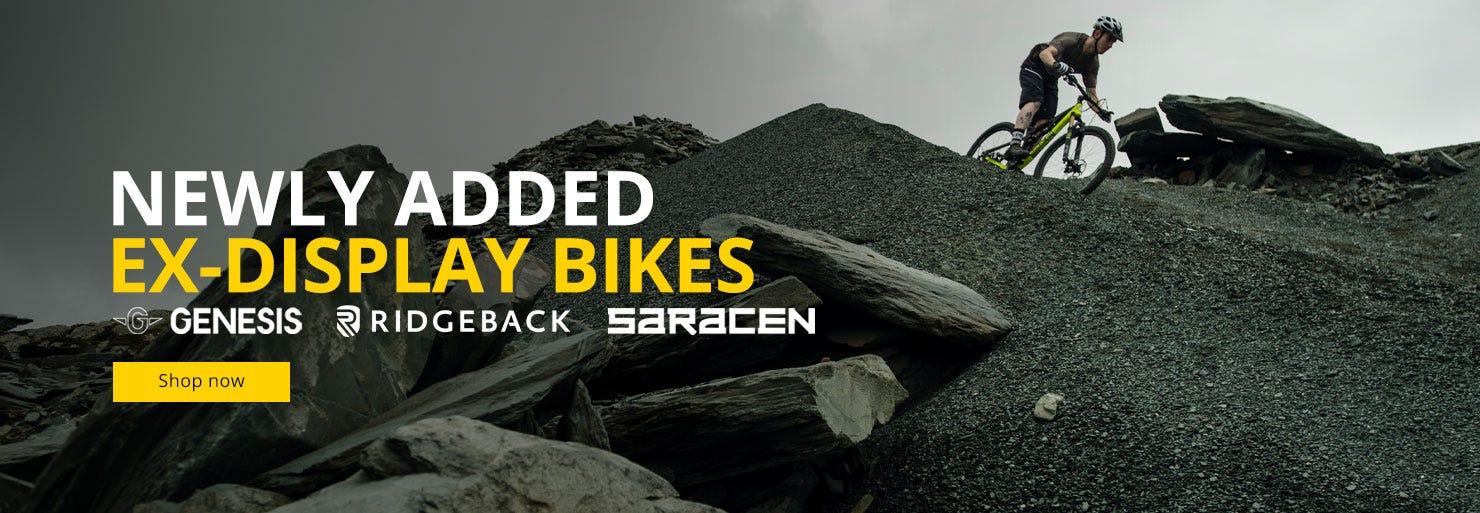 Newly Added Ex-Display Bikes