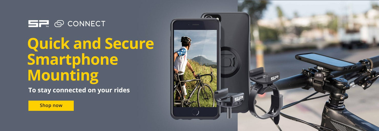 SP Connect Phone Cases and Mounts