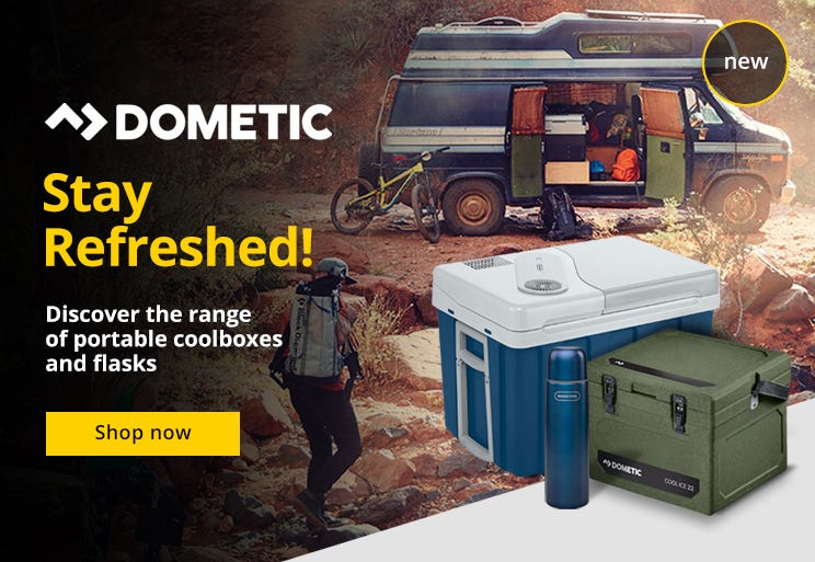 Dometic - Stay Refreshed