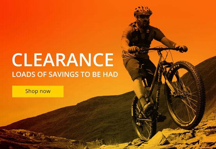 Clearance Sale Now on!