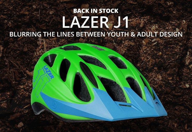Lazer J1 - Back In Stock