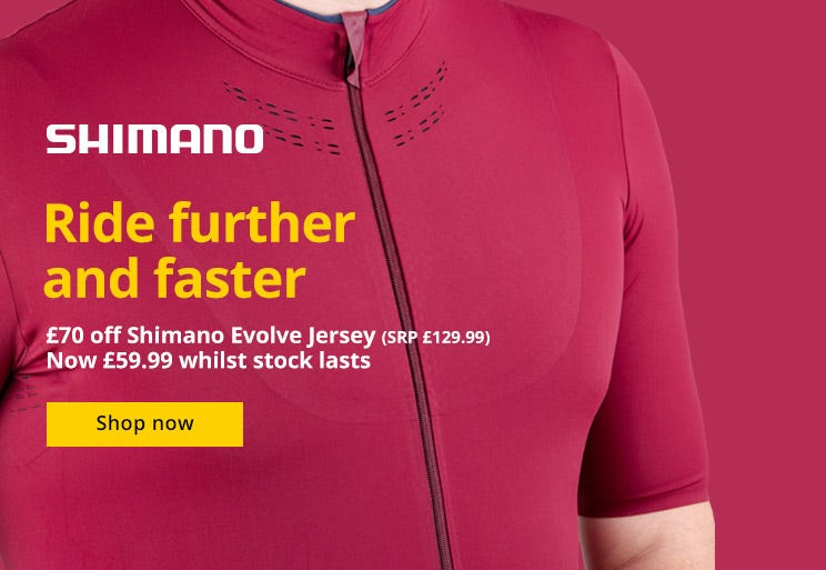 Shimano Evolve Jersey £70 off