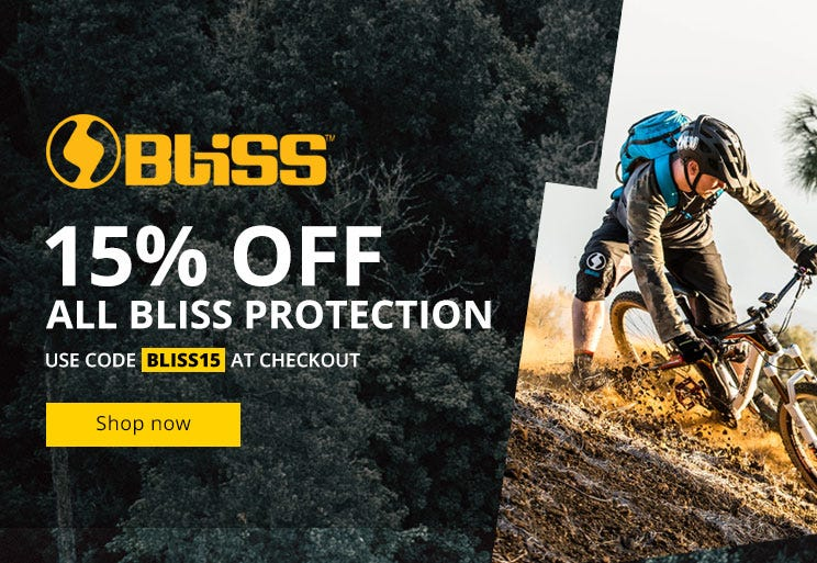 Bliss - 15% Off