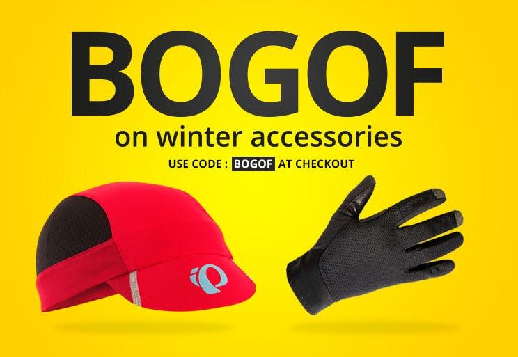 BOGOF On Winter Accessories