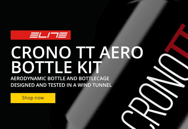 Elite Crono TT Aero Bottle Kit