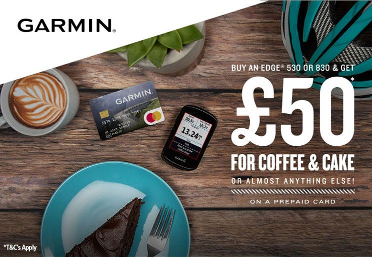 Fancy £50 for coffee and cake?