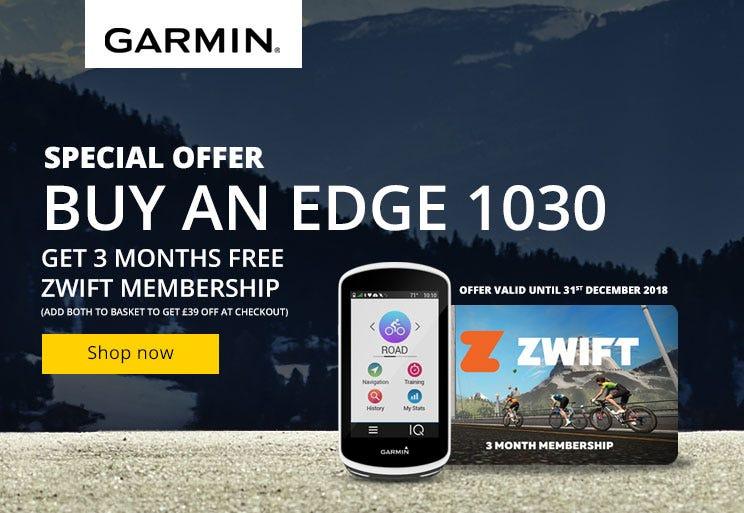 Garmin - Edge 1030 Offer