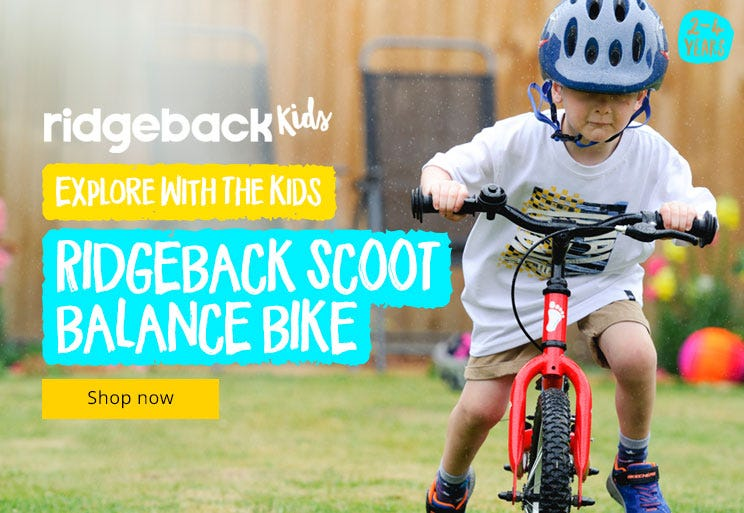 Ridgeback Kids Scoot