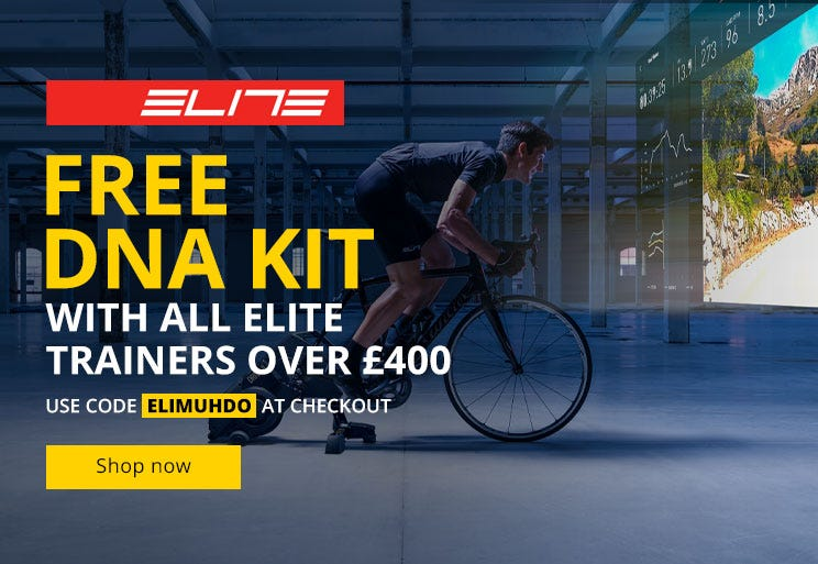 FREE DNA Kit - With Elite Trainers Over £400