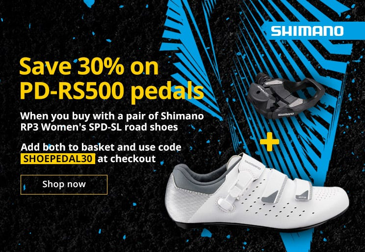 Save 30% On PD-RS500 Pedals*