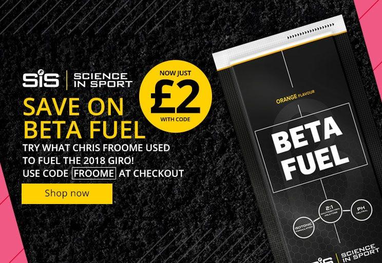 SiS - Beta Fuel Just £2!