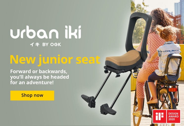 NEW! Junior seat by Urban Iki