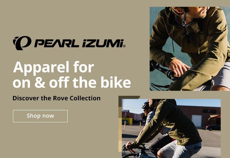 Pearl Izumi - Discover The Rove Collection