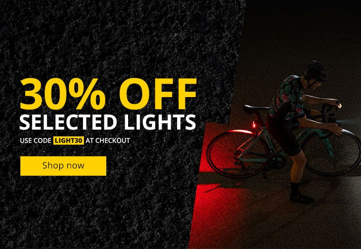 30% Off Selected Lights