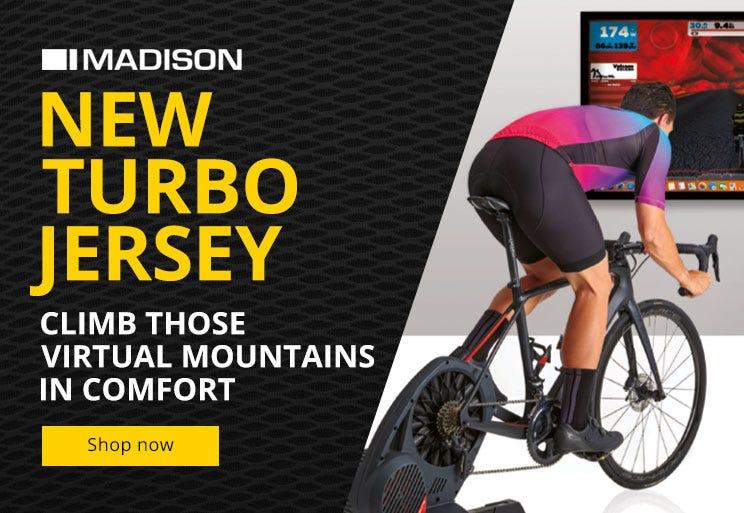 Madison Turbo Jersey