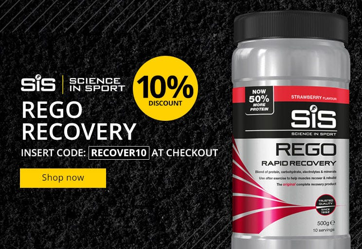 10% Off REGO Recovery Drinks