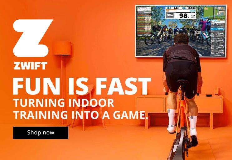 ZWIFT Indoor Training