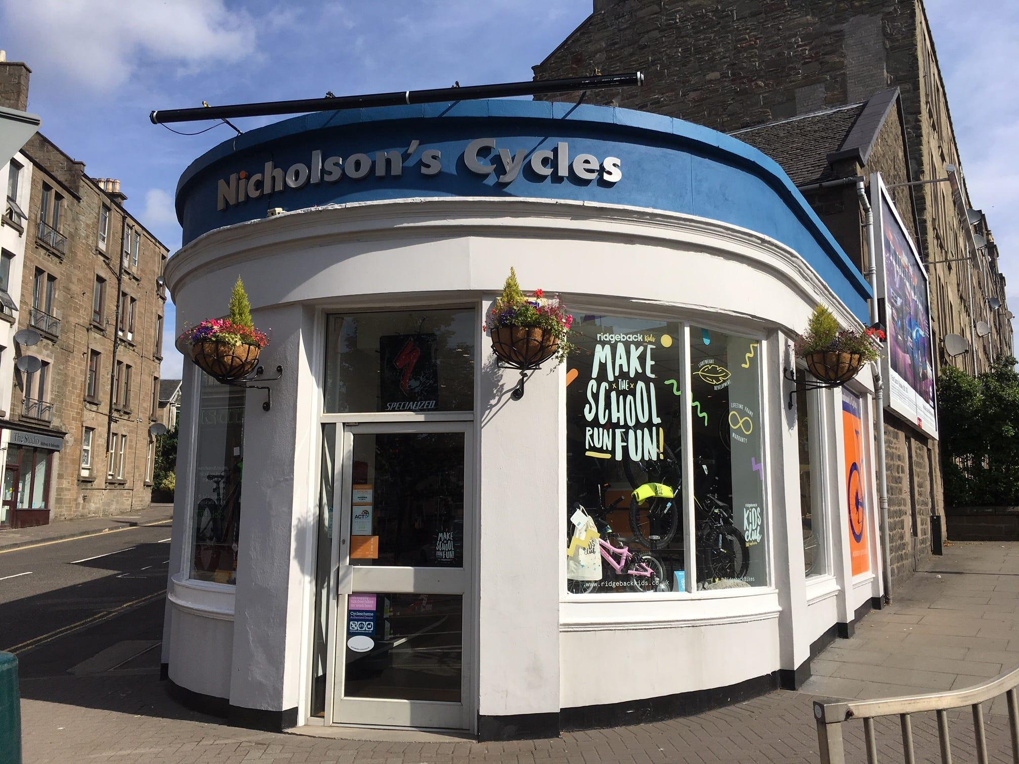 NICHOLSON'S CYCLES