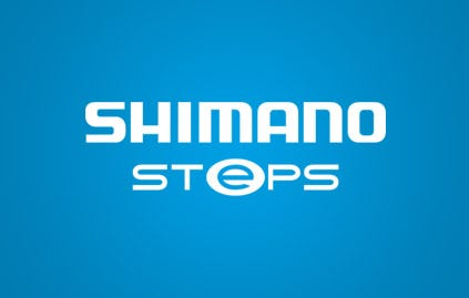Image result for shimano steps logo high res