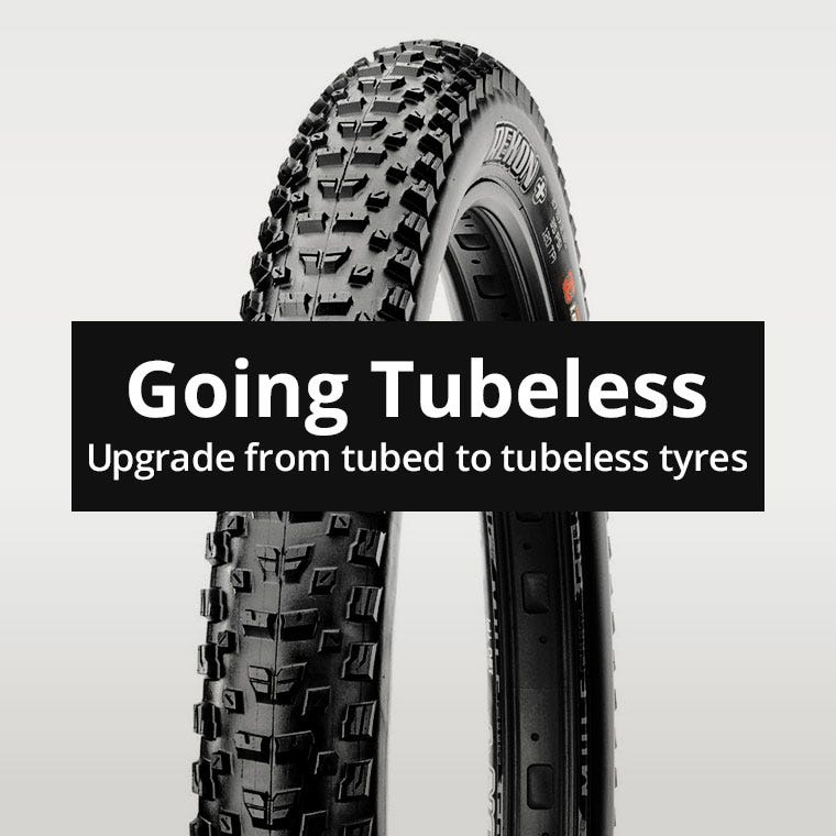 Going Tubeless