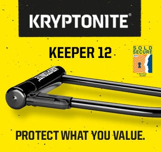 Kryptonite Keeper 12 Lock